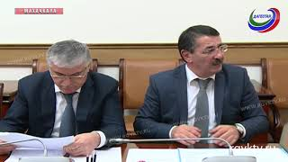 В правительстве обсудили сотрудничество  между Дагестаном и Татарстаном