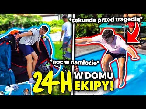 ZOSTAŁEM NOWYM CZŁONKIEM DOMU EKIPY NA 24H! | JDabrowsky