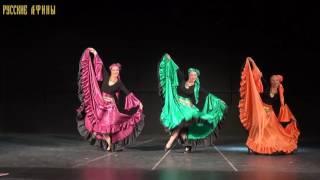 Выступление ансамбля народного танца «БЕРЕЗКА»