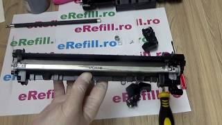 Tutorial refill cartus HP CF244A - Toner recharge HP CF244A 44A