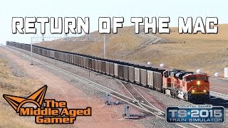 Train Simulator 2015 - Cajon Pass - Return of the Mac [60 FPS]