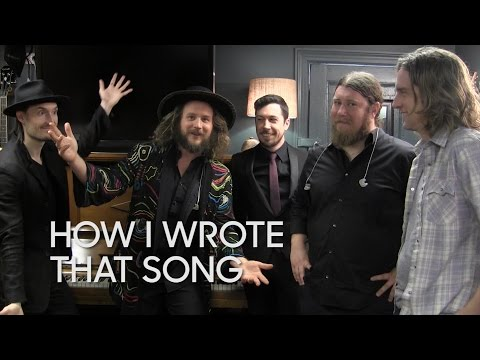 "How I Wrote That Song: My Morning Jacket ""Compound Fracture"""