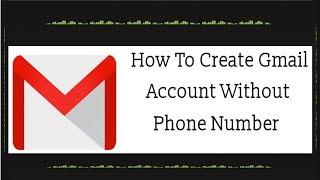 So Erstellen Sie eine Neue G-mail-Id, ohne Telefonnummer || Schritt für Schritt || 2018 Tricks