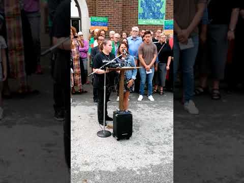 Columbus Mennonites grant sanctuary to immigrant mother