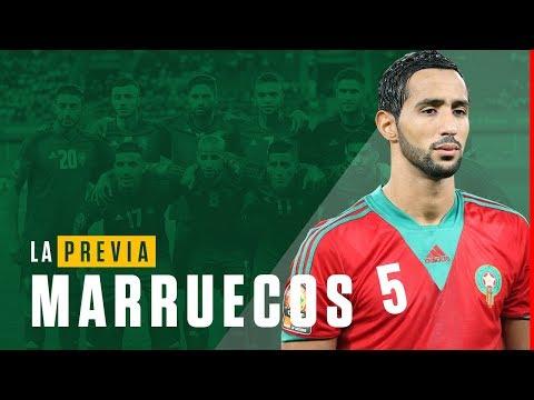 La Previa de Rusia 2018: Marruecos | El Brasil de África