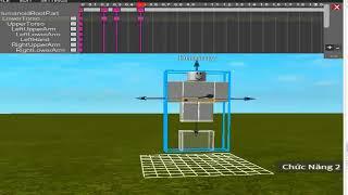 {Lì Lọi Heo Con} Roblox Studio Hướng Dẫn Làm Animation