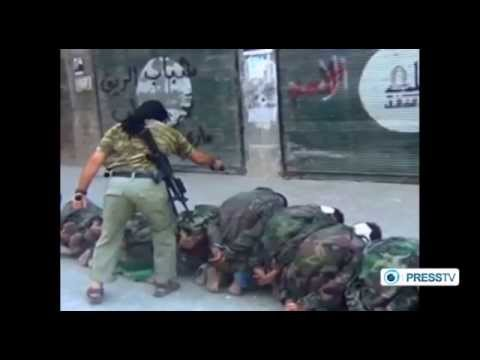 Takfiri Ideology - Warning: Very graphic content.