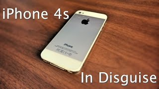 Make Your iPhone 4s Look Like A iPhone 5s!