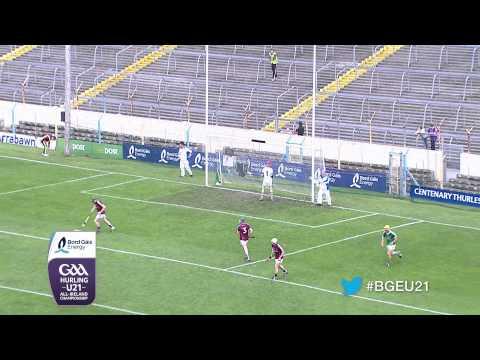 Tom Morrissey - Man Of The Match - Limerick v Galway