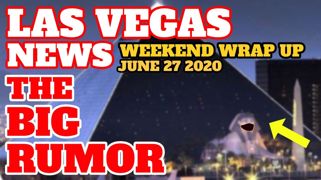 Las Vegas News - Big Rumor on The Strip