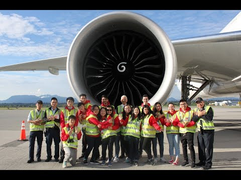 Cathay Pacific - I Can Fly Vancouver 2017 [Grad Version]