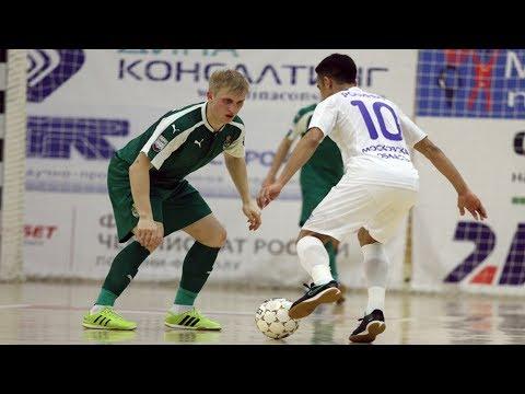 DINA vs DYNAMO. Futsal.Russian Superleague. Final-1. 30/05/2017