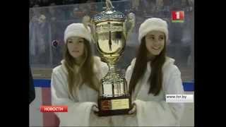 Беларусь - Словакия. Кубок Президентского спортивного клуба(На льду малой площадки