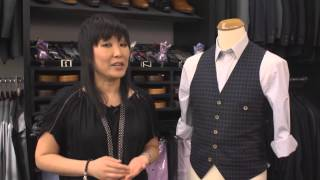 Stylish Clothes to Wear With a Vest for Men : Fashion & Style Tips for Men