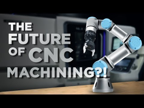 Programming Robots & The Future of CNC Machining | VLOG #62