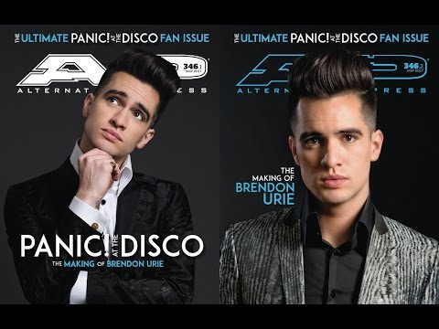 APTV: The Making of Brendon Urie - Panic! At The Disco Interview
