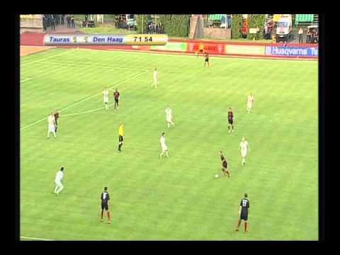 "UEFA Europa League Fk ""Tauras"" – Fc ""Ado Den Haag"" 2:3"