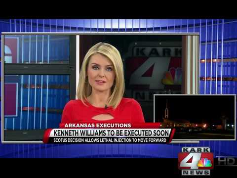 FB Live: Execution of Kenneth Williams