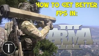 How To Increase Fps In Arma 3 - Updated - Low Fps Fix!!! Quick n' Easy!