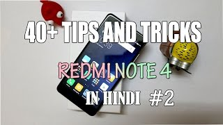Redmi Note 4 Tips and Tricks in Hindi | Part 2 | android buddy |