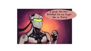 Genji's Wish (Overwatch Comic)