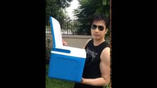 James Ruangsak #icebucketchallengeTH