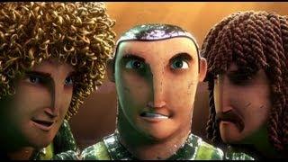 Мульт «Суперкоманда» 2014 / 3D анимация / Смотреть онлайн полный трейлер на русском