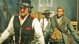 Red Dead Redemption 2 #41: A Missão Mais Tensa do Jogo