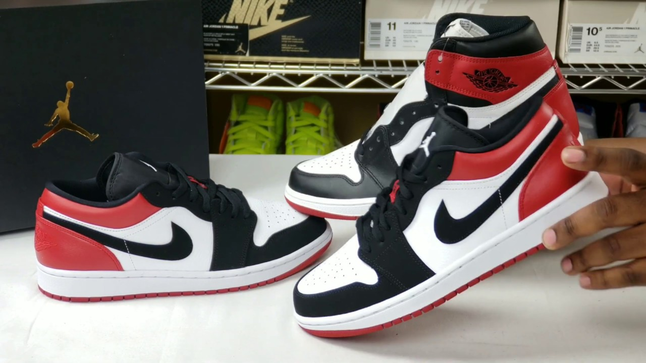 jordan air mid low