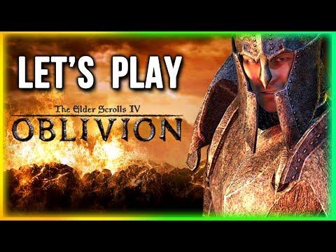 Elder Scrolls OBLIVION Walkthrough Part 2