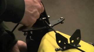 Ocean Kayak Rudder Installation - Part 2
