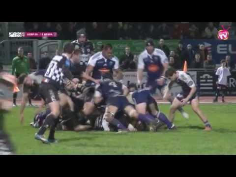USRP contre Bourg-en-Bresse