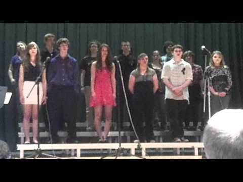 Ritchie County High School Choir 1