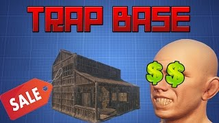 THE CHEAPEST SOLO TRAP BASE DESIGN - 3k Wood (Part 1)
