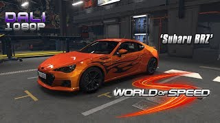 World of Speed PC Gameplay 1080p 60fps