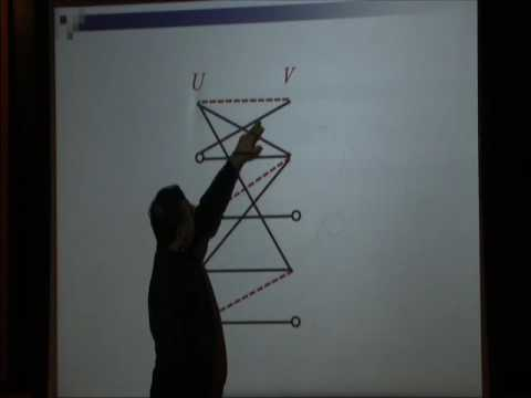 Matching: A New Proof for an Ancient Algorithm - Vijay Vazirani
