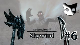 Skywind  #6 Skyrim. Ну наконец новая локация!