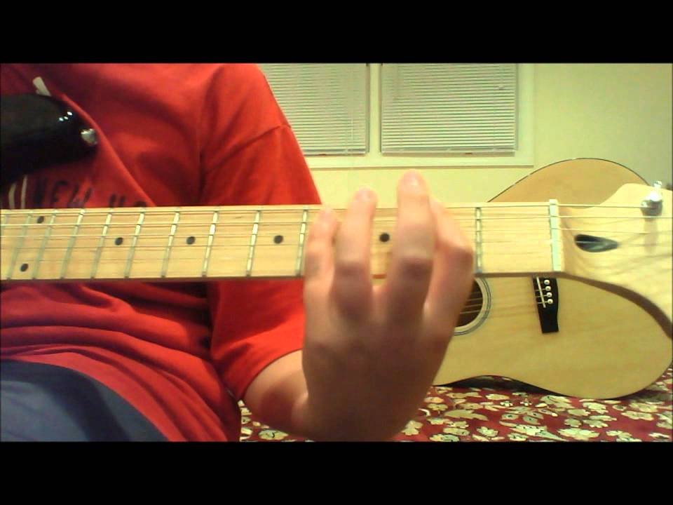 When You Were Young Guitar Chords - YouTube