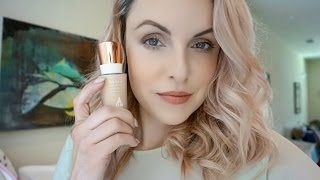 Charlotte Tilbury Foundation Review & Demo- Elle Leary Artistry