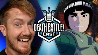 Q&A All Might VS Might Guy! | DEATH BATTLE Cast #158