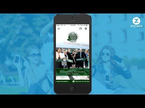 International Polytechnic High School App