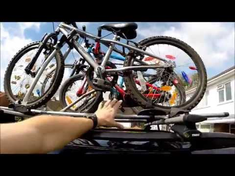 Thule Bike Rack Review Which One Works Which Is The Best Youtube