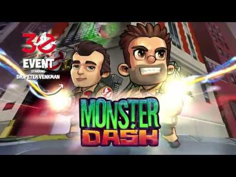 Monster Dash Ghostbusters!