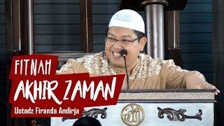 Ustadz Firanda Andirja - Fitnah Akhir Zaman | Rohis AP2