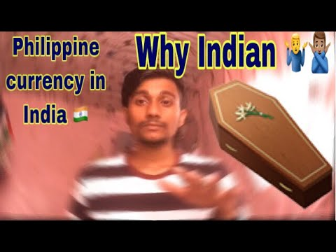 Philippines Currency Convert In India Information