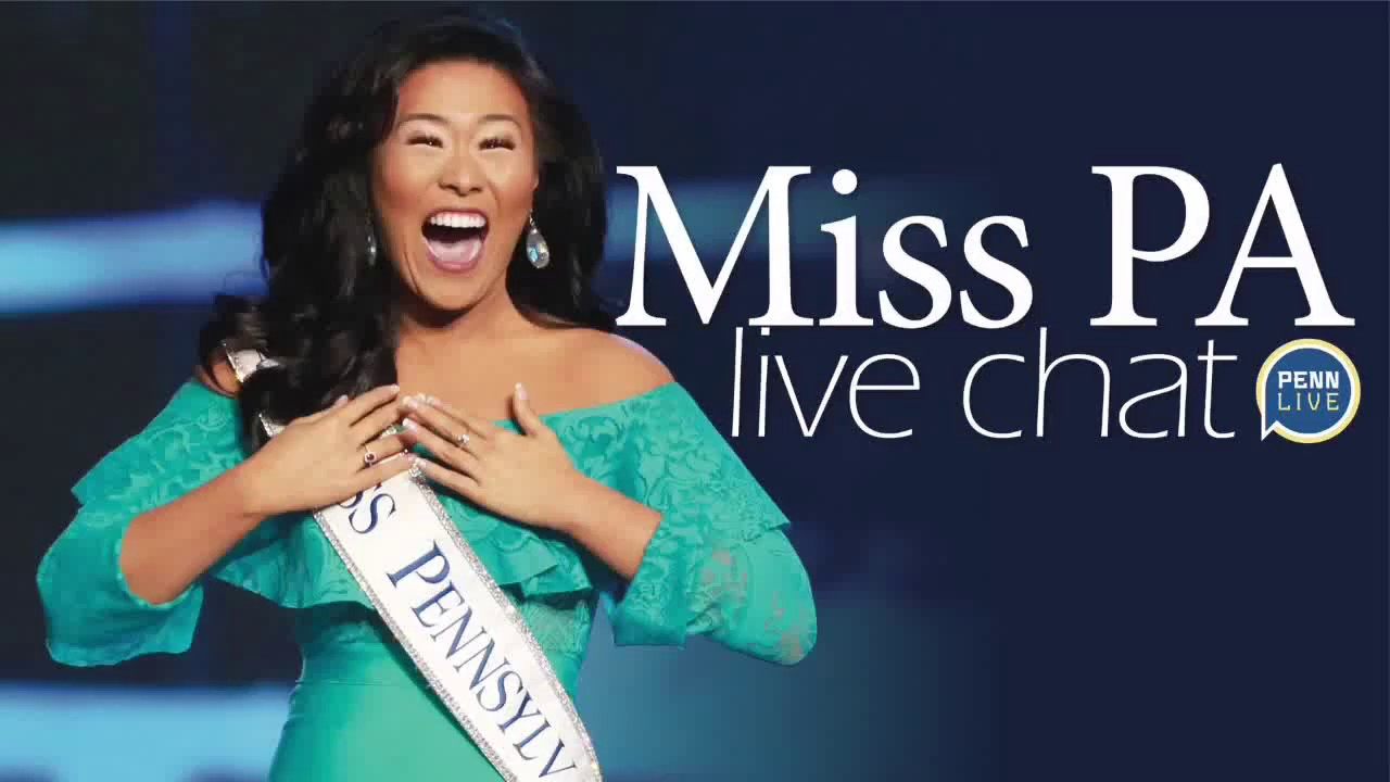 Live chat with Miss Pennsylvania Katie Schreckengast - YouTube