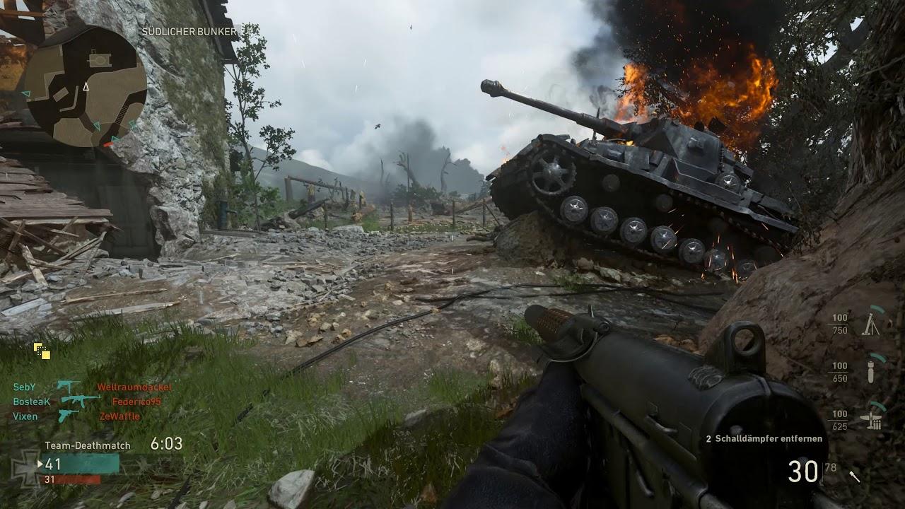 Call of Duty: WWII #004 - Graben Anatomie [Deutsch] - YouTube