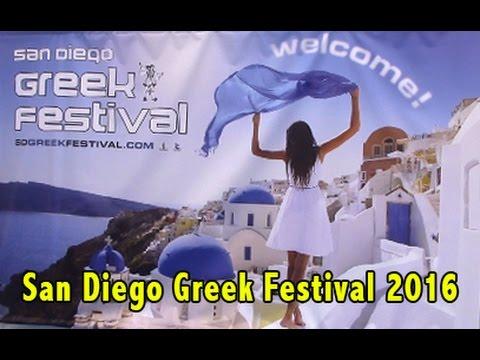 San Diego Greek Festival 2016