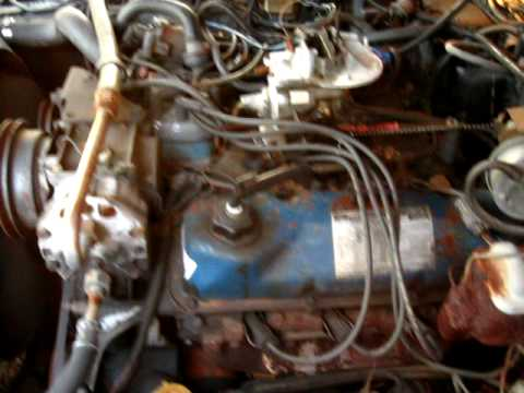 1979 351 ford ranchero running after i fixed vacuum lines