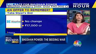 The Race For Bhushan Power